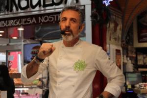 Pepe Solla y Frinsa en Mercado de la Paz
