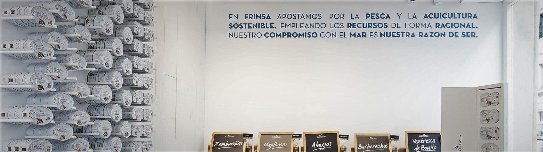 Frinsa La Conservera Bilbao