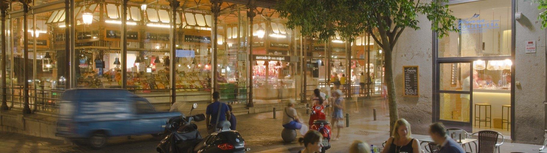 La Conservera Frinsa en Mercado San Miguel
