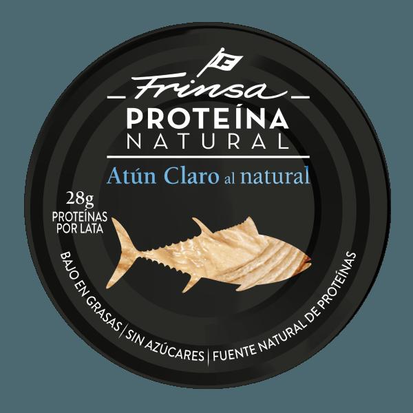 Conserva de atún al natural Proteína de Frinsa