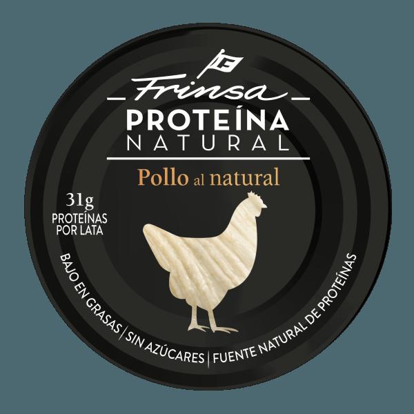 Conserva de pollo Proteína Natural de Frinsa