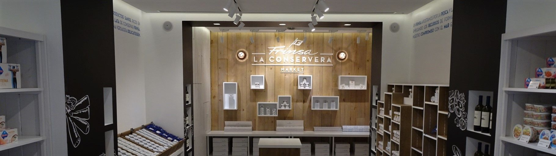 Tienda de Frinsa La Conservera en Valencia