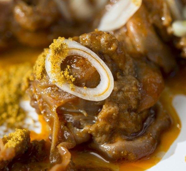 Receta con zamburiñas en salsa de vieira
