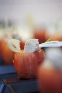 ventresca de bonito con tomate