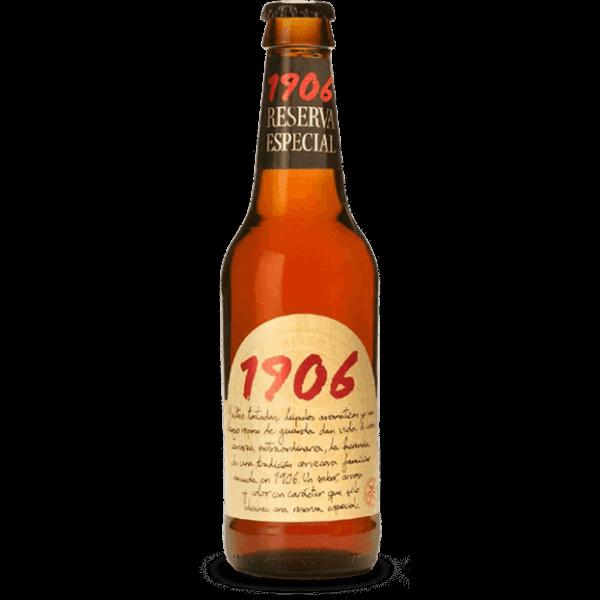Cerveza 106 reserva de Estrella Galicia