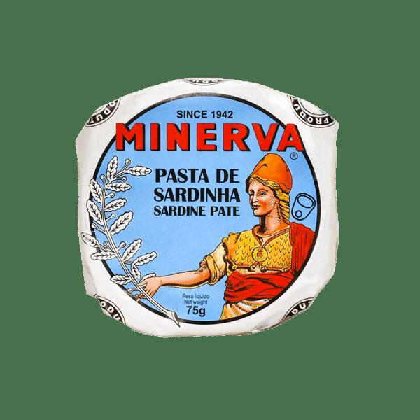 Paté de sardina Minerva